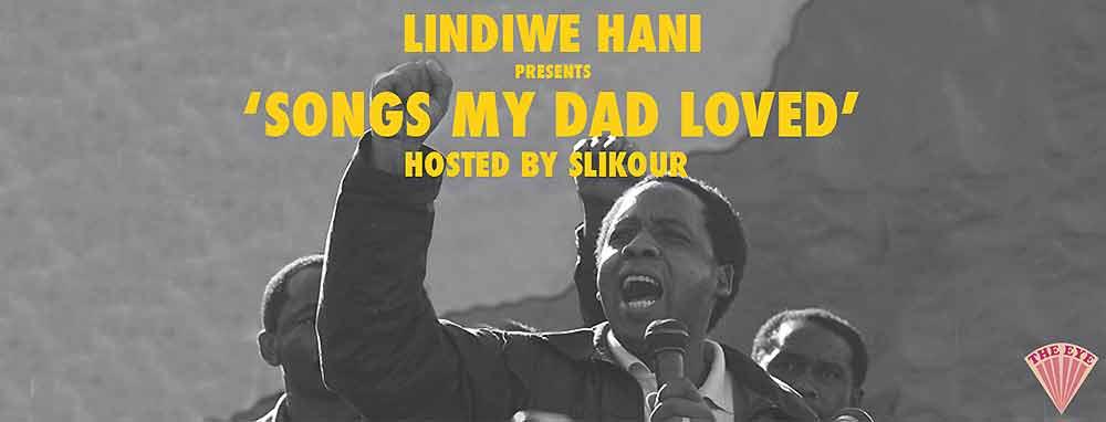 LINDIWE HANI - SONGS MY DAD LOVED