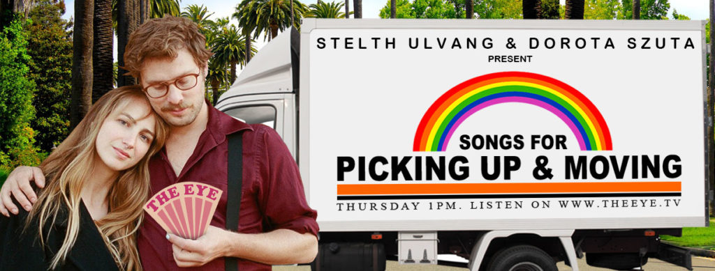 STELTH ULVANG [The lumineers] & DOROTA SZUTA - 'SONGS FOR PICKING UP & MOVING'