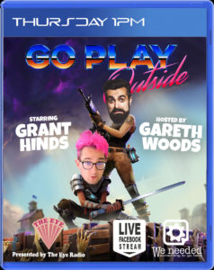 PLAYING EVERYTHING BUT FORTNITE WITH GRANT HINDS!