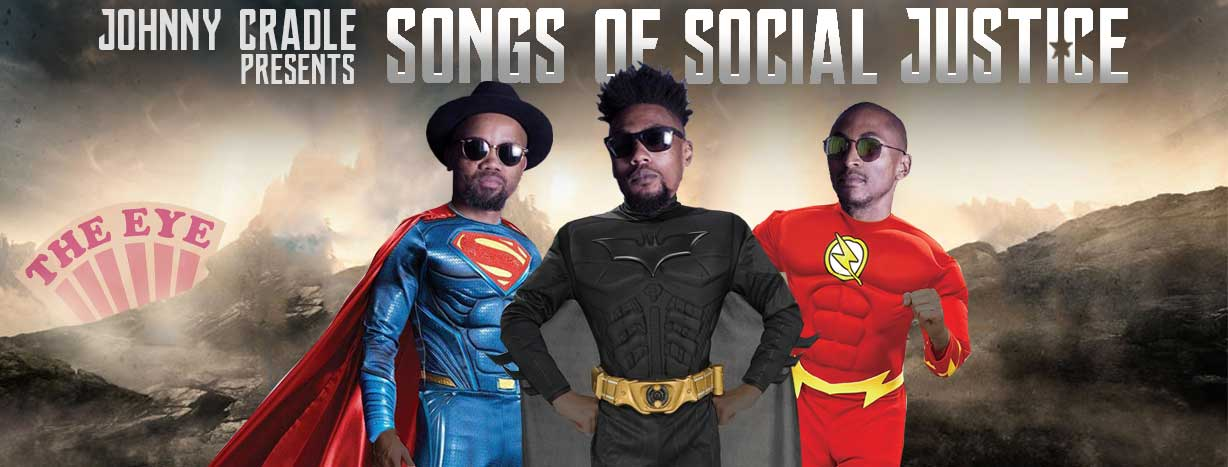 JOHNNY CRADLE - SONGS OF SOCIAL JUSTICE