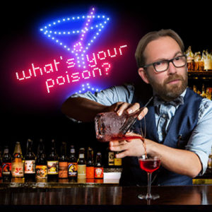 JON SAVAGE PRESENTS...WHAT'S YOUR POISON?